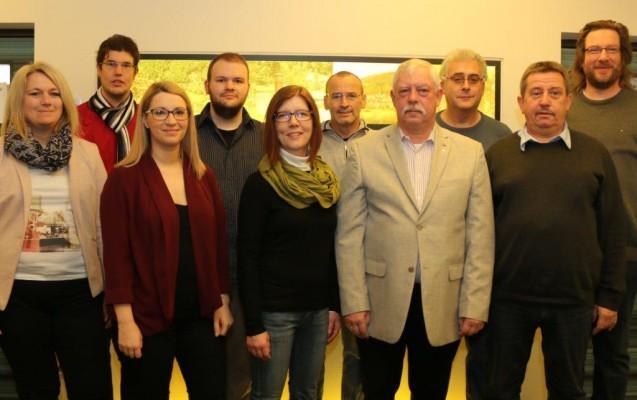 Vorbereitungstreffen der SPD-Kommunalwahlkandidaten