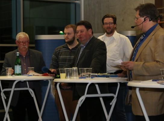 SPD beim Wahlforum: Für kostenlosen Kindergartenbesuch und gegen kommunale Unterfinanzierung